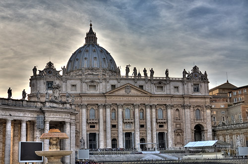 Rome HDR